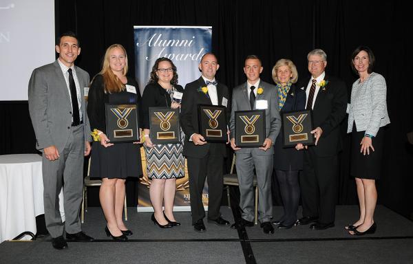 Alumni Outstanding New Professional Award
